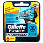 Gillette Fusion ProShield Chill Lames...