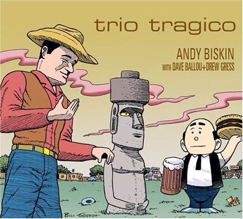 "Featured recording ""Trio Tragico"""