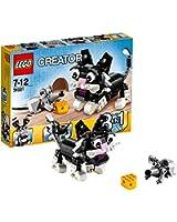 Lego Creator - 31021 - Jeu De Construction - Mes Animaux De Compagnie