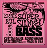 Ernie Ball Super Slinky Bass - 4 String