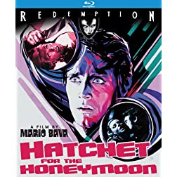 Hatchet For The Honeymoon: Remastered Edition [Blu-ray]