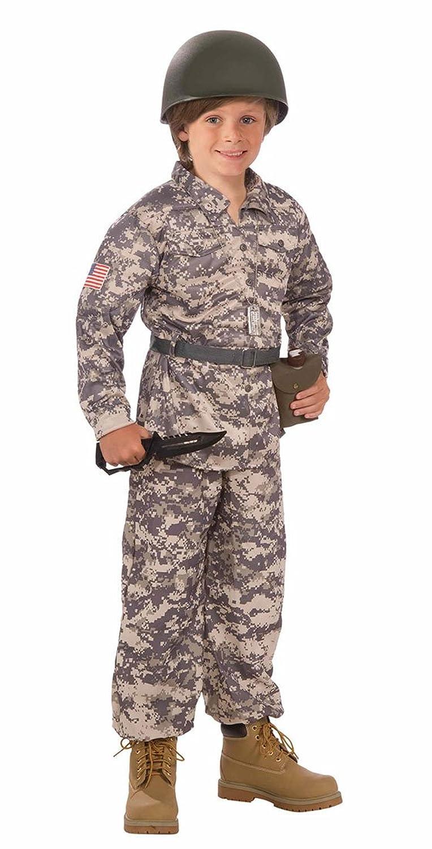 Desert Soldier Costume