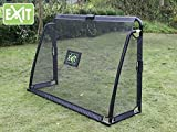 EXIT-Maestro-Goal-41031000-Ball-45800500-Maestro-Fuballtor-inkl-Torwand-Ball-Mae-Tor-180cm-x-120cm-x-60cm-Ball-Gre