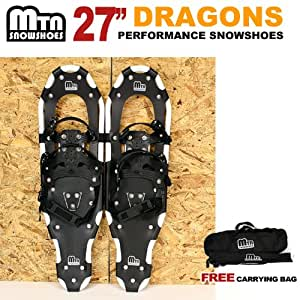 New MTN Snowshoes Man Woman Kid Youth