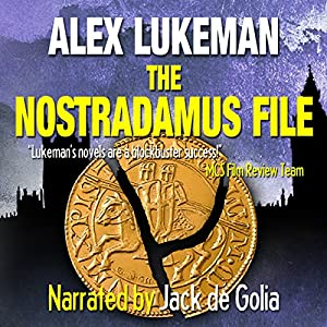 The Nostradamus File Audiobook