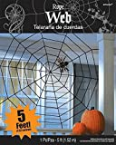 Giant Rope Spider Web - 5 Feet X 5 Feet
