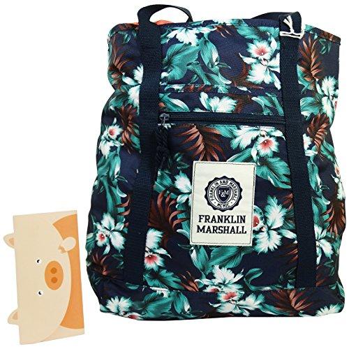 franklin-marshall-borsa-da-donna-a-spalla-shopper-blu