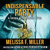 Indispensable Party: Sasha McCandless Legal Thriller, Book 4 | Melissa F. Miller