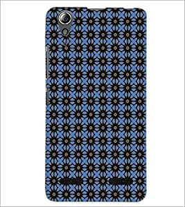 PrintDhaba Pattern D-5171 Back Case Cover for LENOVO A6000 PLUS (Multi-Coloured)