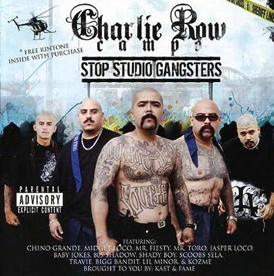 Stop Studio Gangsters by Urban Kings Ent
