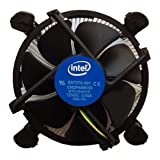 Intel Core i3 / i5 / i7 Socket 1156/1155 / 1151/1150 4-Pin Connector CPU Cooler With Copper Core Base & Aluminum Heatsink & 3.5-Inch Fan With Pre-Applied Thermal Paste (TS1)