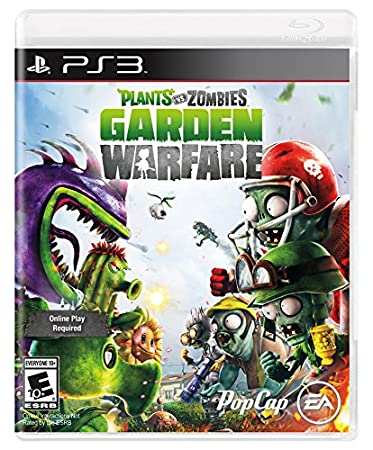Plants vs Zombies Garden Warfare - PlayStation 3