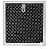 Charcoal Lint Screen Filter for Alpine Ecoquest Living Air Classic Xl-15 and Xl-15c Air Purifiers