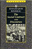 The Social Contract and Discourses (Everyman)