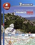 Atlas Routier France 2014 Michelin Multiflex