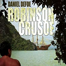 Robinson Crusoe Audiobook by Daniel Defoe Narrated by John Lee