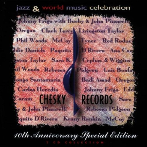 Chesky 10th Anniversary by Chesky Records