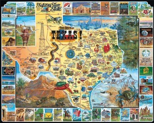 White-Mountain-Puzzles-Best-of-Texas-1000-Piece-Jigsaw-Puzzle-by-White-Mountain-Puzzles