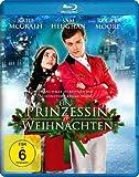 Christmas at Castlebury Hall ( A Princess for Christmas ) ( A Christmas Princess ) [ Blu-Ray, Reg.A/B/C Import - Germany ]