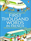 First 1000 Words: French (First Thousand Words Mini)