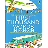 First 1000 Words: French (English and French Edition) ~ Heather Amery