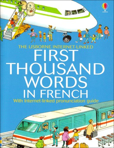 First 1000 Words: French (English and French Edition)