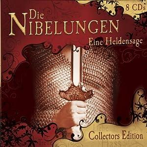 Die Nibelungen - Eine Heldensage (Nibelungen Collectors Edition) Hörspiel