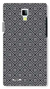 ALPA CASE DARK DIAMOND DESIGN Micromax Canvas Express PHONE CASE