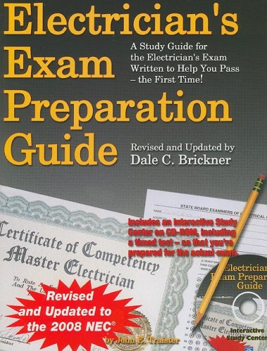 2008 Electricians Exam Preparation Guide - Craftsman Book Co - CR-1572182032 - ISBN: 1572182032 - ISBN-13: 9781572182035