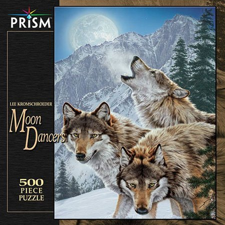 Moondancers Jigsaw Puzzle 500pc