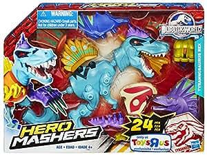 Hasbro Tyrannosaurus Rex Hero Mashers Jurassic World Park