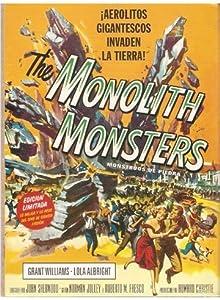 La Cité pétrifiée / The Monolith Monsters / Tales of Tomorrow: The Dune Roller ( Monolith )
