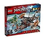 Lego Ninjago - 70605 - Le Vaisseau De...