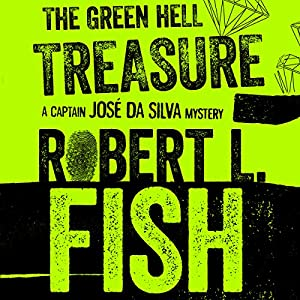 The Green Hell Treasure Audiobook