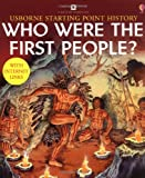 Who Were the First People (0746053851) by Cox, Phil Roxbee