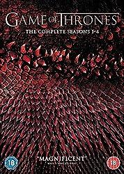 Game of Thrones - Season 1-4 [DVD] [2015]