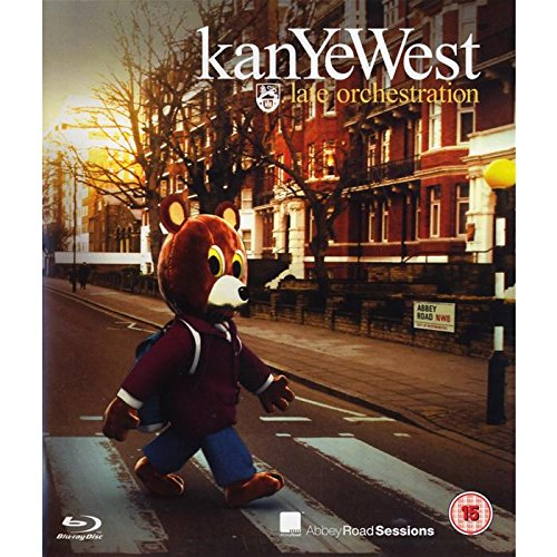Kanye West: Late Orchestration – Live At Abbey Road (2006) Blu-ray 1080i AVC DTS-HD 5.1 + BDRip 1080p
