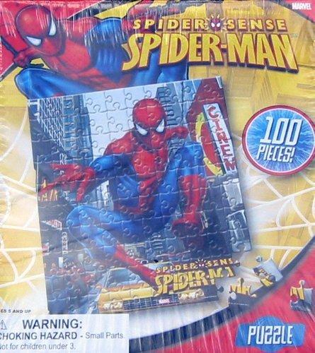 Spider Sense Spiderman 100pc. Puzzle