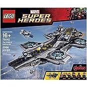 Lego Marvel Super Heroes Shield Helicarrier 76042