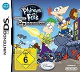 Phineas und Ferb - Quer durch die 2. Dimension von Disney
