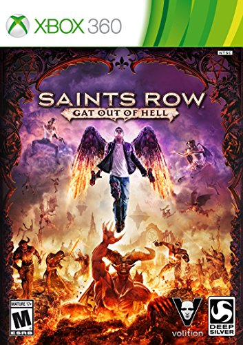 Saints Row: Gat out of Hell (Row Row Fight The Power compare prices)