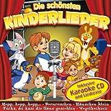 Die schönsten Kinderlieder (inklusive Karaoke CD und Liedtexte)