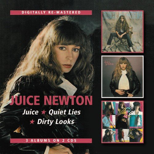 CD : Juice Newton - Juice / Quiet Lies / Dirty Looks (United Kingdom - Import)