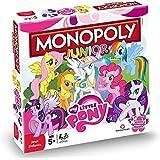 Winning Moves - 0947 - Jeu De Société - Monopoly Junior My Little Pony (Version Française)