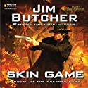 Skin Game: A Novel of the Dresden Files (       UNABRIDGED) by Jim Butcher Narrated by James Marsters