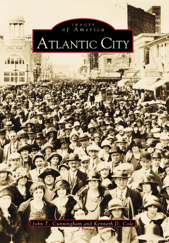 Atlantic City (Nj) (Images Of America)