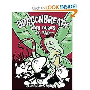 Reviews: Dragonbreath #7: When Fairies Go Bad - Children's