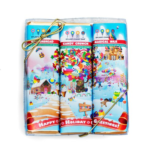 Dylan's Candy Bar Candy Forest 3 Bar Holiday Pack