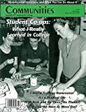 img - for Communities Magazine #110 (Spring 2001) - Student Housing Co-ops book / textbook / text book