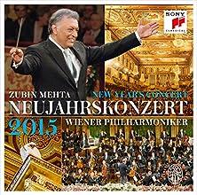 Concierto De Año Nuevo 2015: Zubin Mehta [Vinilo]